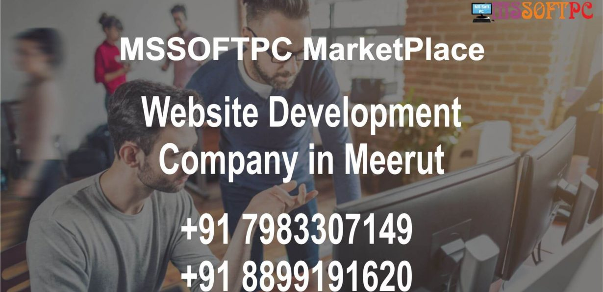 Website Development Company in Meerut